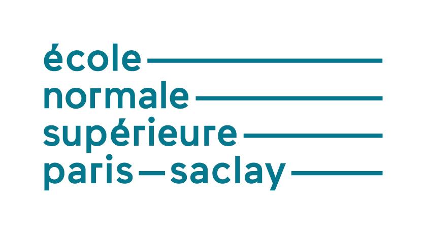 logo ENS Paris Saclay